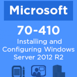 MCSA Windows Server 2012 (70-410)