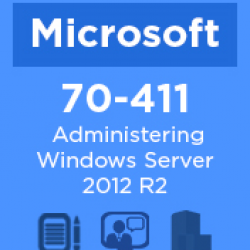 MCSA Windows Server 2012 (70-411)