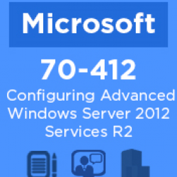 MCSA Windows Server 2012 (70-412)
