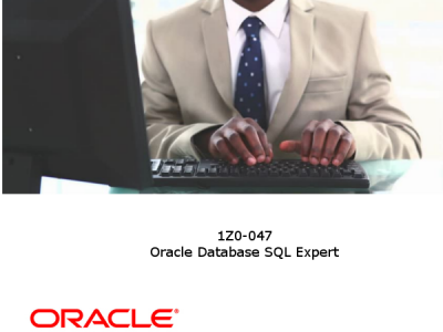 DBA OCA 11g : 1Z0-047 Oracle Database SQL Expert